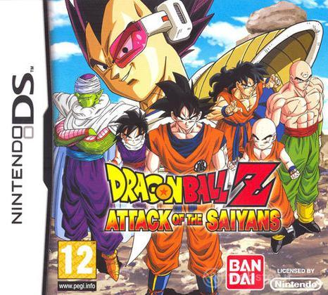 Dragonball Z Attack Of Saiyans