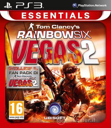Essentials Rainbow Six Vegas 2