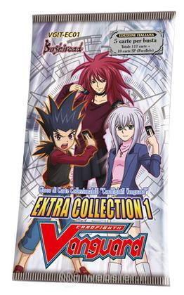 Vanguard Cardfight! Extra Collection 1