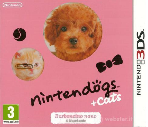 Nintendogs+Cats:Barboncino & Nuovi Amici