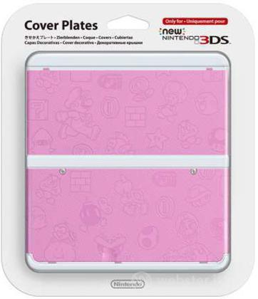 Nintendo 3DS Cover Rosa