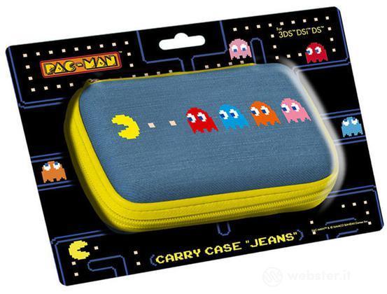 Custodia Pacman tessuto jeans 3DS
