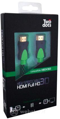 Cavo Full HD 3D HDMI X360