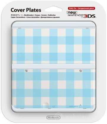 Nintendo New 3DS Cover Quadretti