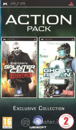 Compil Splinter Cell + Graw 2