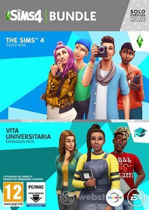 The Sims 4 Vita Universitaria Bundle