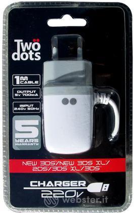 TWO DOTS Alimentatore compatib.3DS/3DSXL
