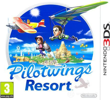 Pilotwings Resort 3D