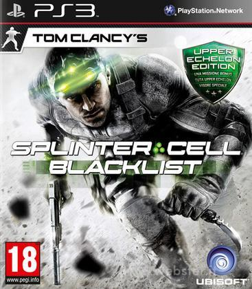 Splinter Cell Blacklist D1 Edition
