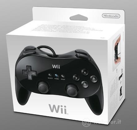 NINTENDO Wii Controller Classic ProBlack