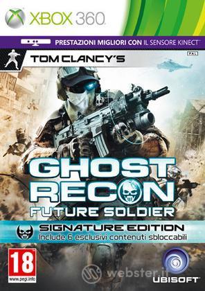 Ghost Recon Future Soldier Signature Ed.