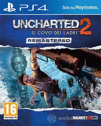 Uncharted 2:Il Covo dei Ladri Remastered