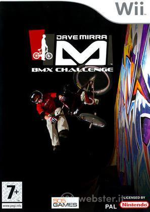 Dave Mirra BMX Racing