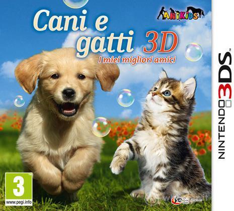 Cani e gatti 3D - I miei migliori amici