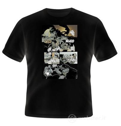 T-Shirt Batman Miller Comics Battle M