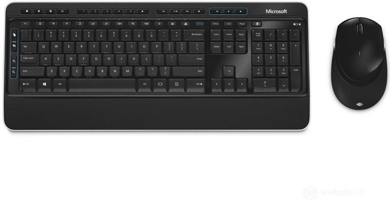 MS Wireless Desktop 3050
