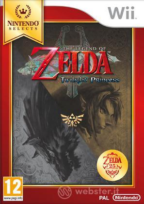 The Leg. Of Zelda:Twilight Princ.Select