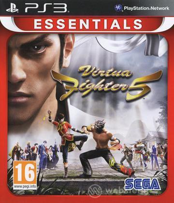Essentials Virtua Fighter 5