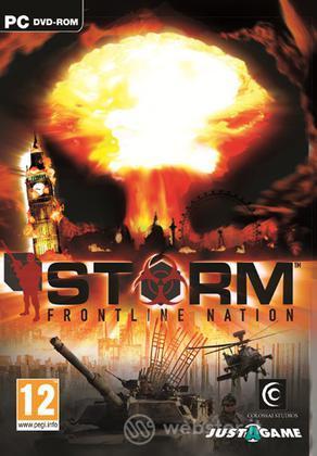 Storm Frontline Nation