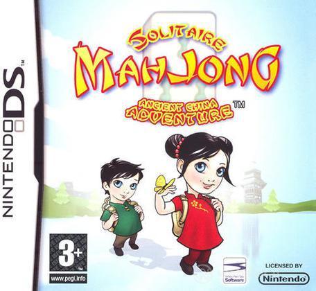 Solitaire Mahjong - Ancient China Advent