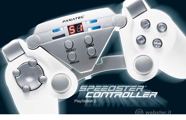 FANATEC PS2 - Controller Speedster