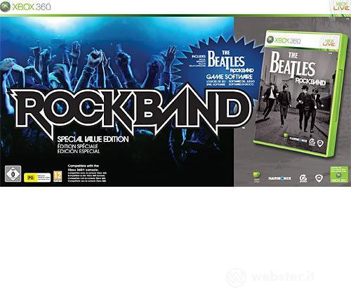 Rock Band The Beatles Special Value Ed.