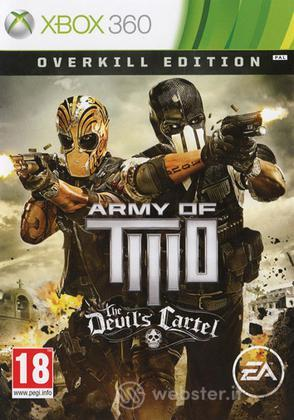 Army of Two The Devil's Cartel Ltd. Ed.