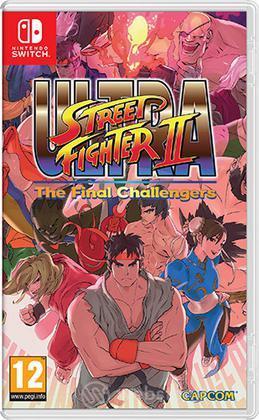 Ultra Street Fighter 2 Final Challengers