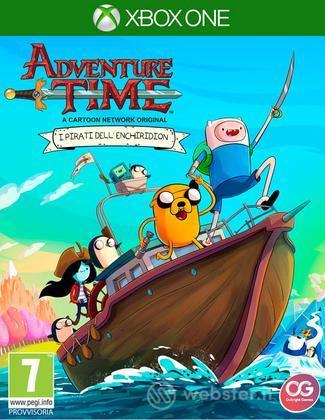 Adventure Time: I Pirati dell'Enchiridio