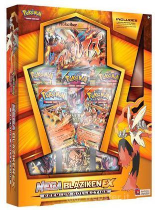 Pokemon Mega Blaziken/Mega Swamper EX UK