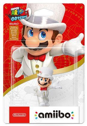 Amiibo Super Mario Ody. Mario Wedding