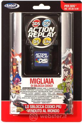 Action Replay Compatibile 3DS
