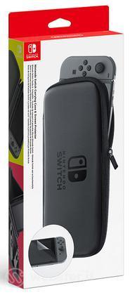 Nintendo Switch Custodia+Pell.Protettiva