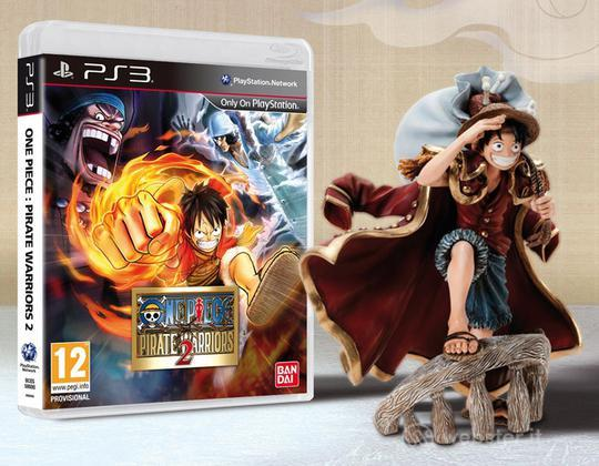 One Piece Pirate Warriors 2 Coll. Ed.