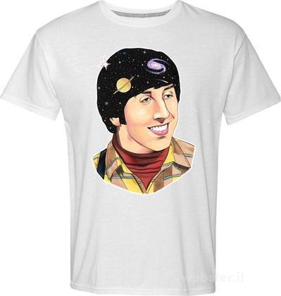 T-Shirt Big Bang Theory Howard Art XL