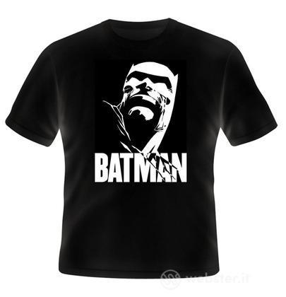 T-Shirt Batman Miller Face M