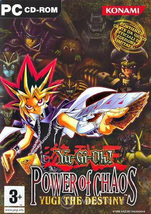 Yu-Gi-Oh! Power of Chaos Yugi the Destin