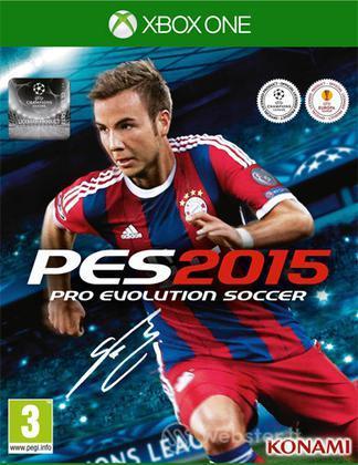 Pro Evolution Soccer 2015 Day One Ed.