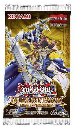Yu-Gi-Oh! Rivali del Faraone Buste