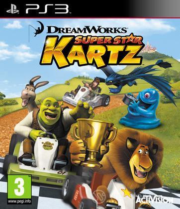 DreamWorks Super Star Kartz SAS