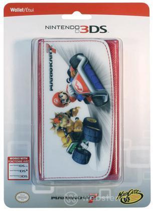 Custodia Mario Kart per 3DS