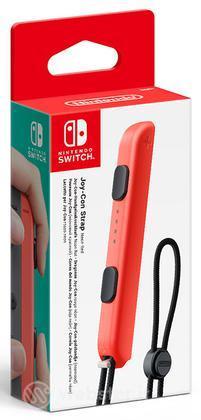 Nintendo Switch Joy-Con Cinturino Rosso