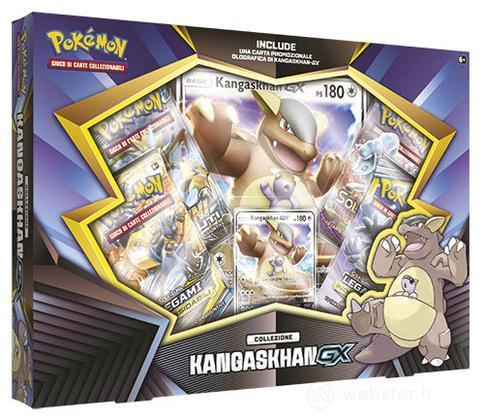 Pokemon Collezione Kangaskhan GX (IT)