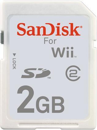 Sandisk Secure Digital Gaming 2GB