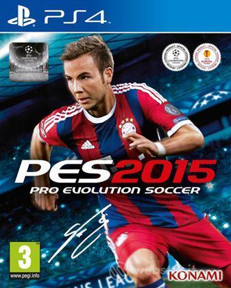 Pro Evolution Soccer 2015 D1 Ed. (UK)