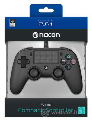 NACON Controller Wired Nero PS4