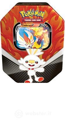 Pokemon Tin Col.Compagni Avventura Galar