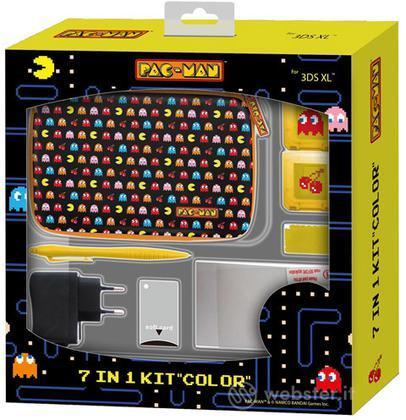 Kit Pacman 7 in 1 3DSXL