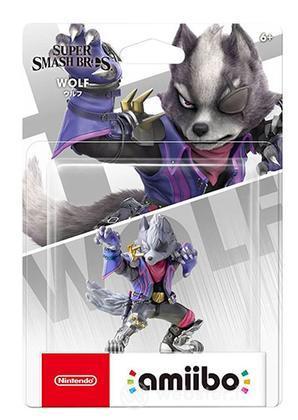 Amiibo Wolf-Super Smash Bros Ultimate