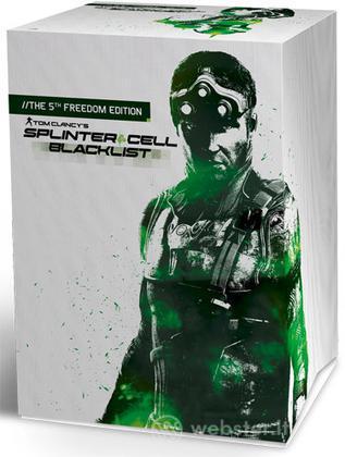 Splinter Cell 6 5th Freedom